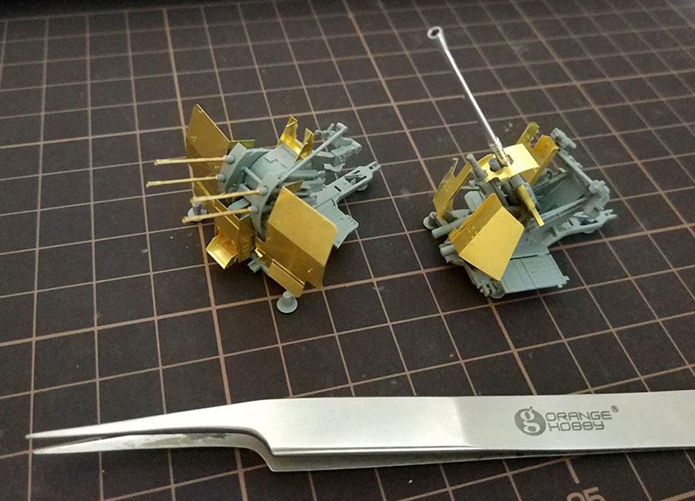 ドイツ 20mm 4連装高射機関砲 38型プラモデル(ORANGE HOBBY1/72 Orange ModelNo.G72-200)商品画像_4