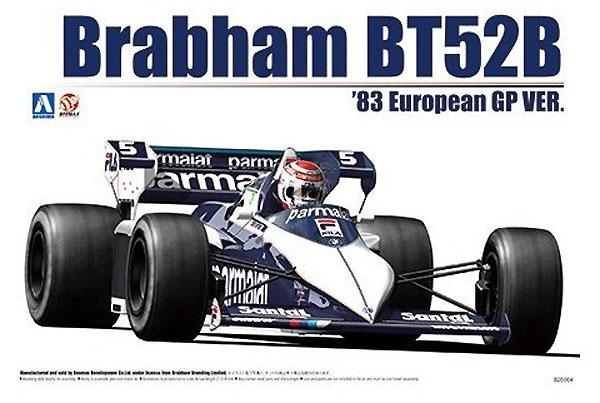 ブラバム BT52B