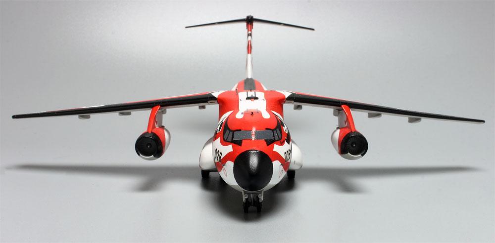 航空自衛隊 C-1 輸送機 第2輸送航空隊 創設60周年記念塗装機レジン(プラッツ1/144 マルチマテリアルキットNo.PC-008)商品画像_4