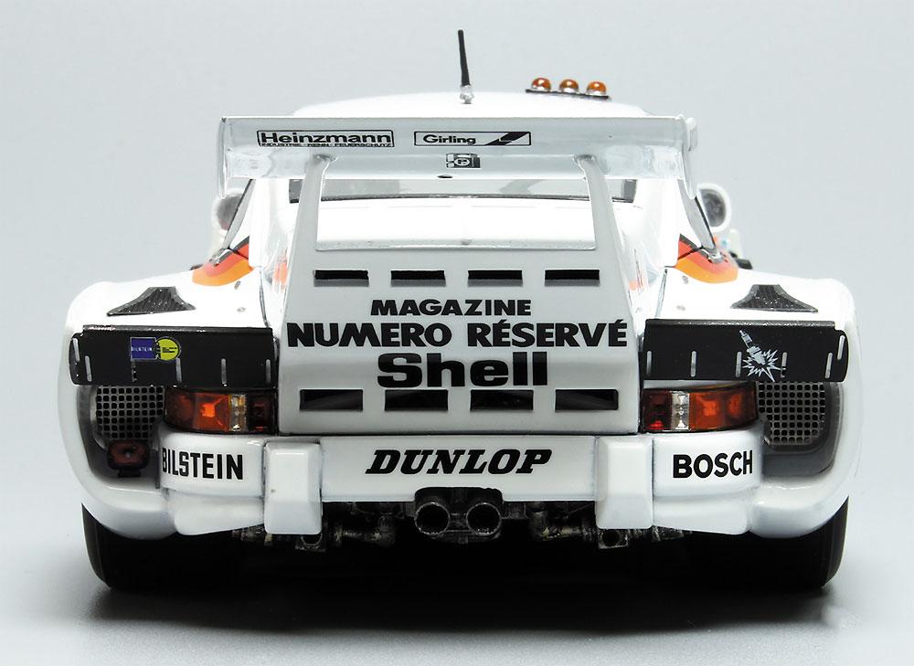 ポルシェ 935 K3 '79 ル・マン ウィナープラモデル(NuNu1/24 レーシングシリーズNo.PN24006)商品画像_4
