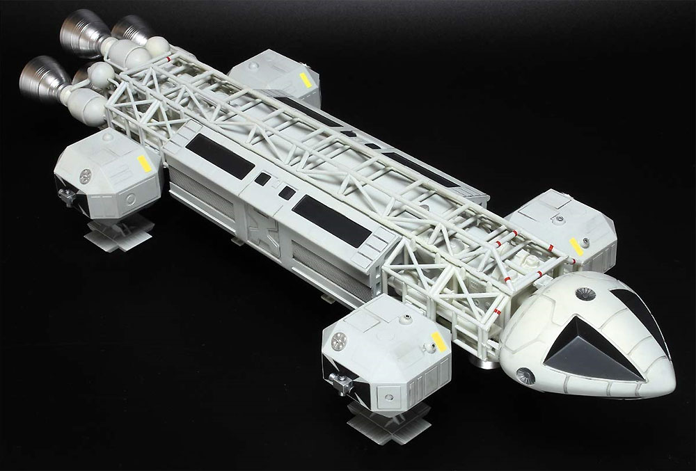 スペース 1999 イーグル トランスポータープラモデル(MPCプラスチックモデルキットNo.MPC913/12)商品画像_1