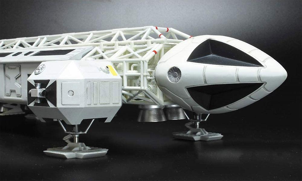スペース 1999 イーグル トランスポータープラモデル(MPCプラスチックモデルキットNo.MPC913/12)商品画像_2