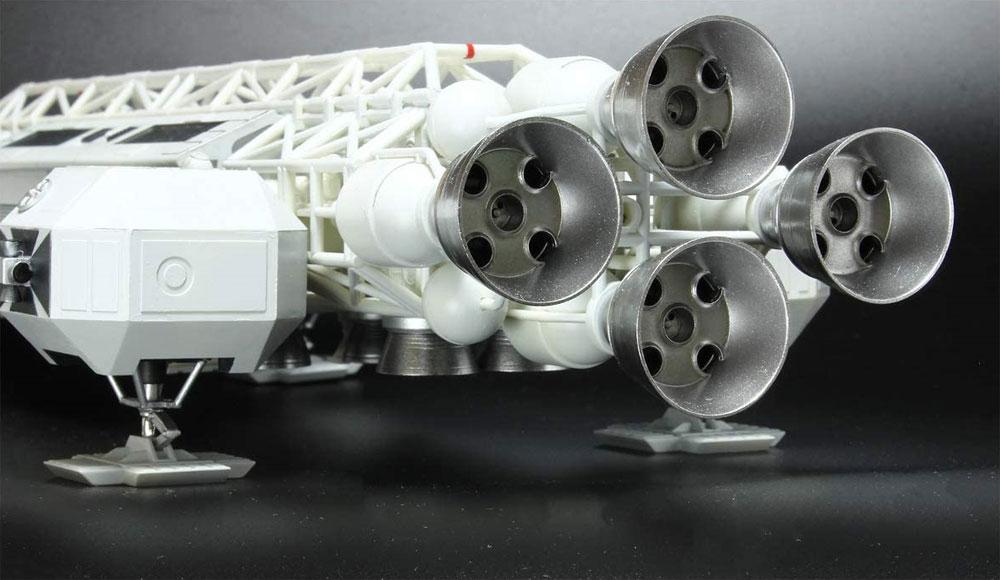 スペース 1999 イーグル トランスポータープラモデル(MPCプラスチックモデルキットNo.MPC913/12)商品画像_3
