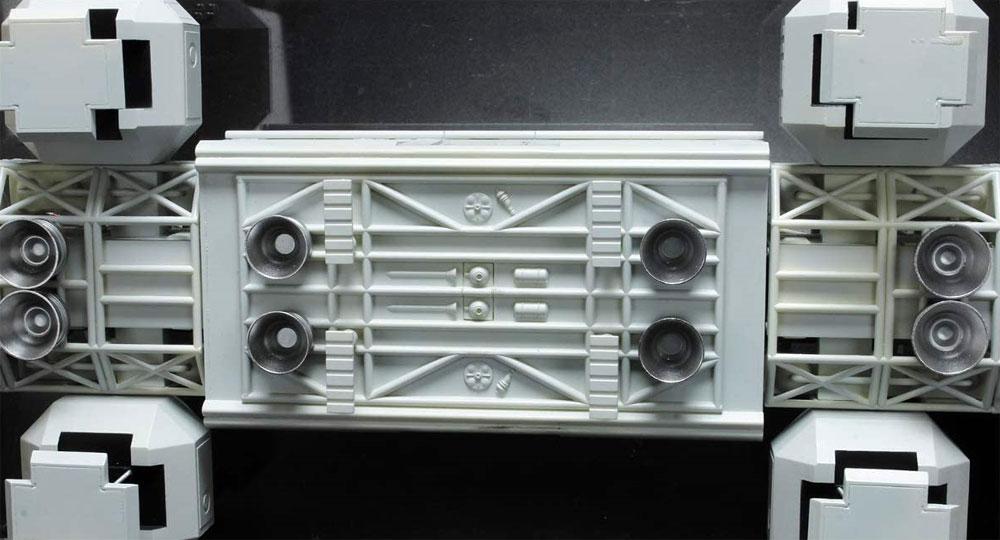 スペース 1999 イーグル トランスポータープラモデル(MPCプラスチックモデルキットNo.MPC913/12)商品画像_4