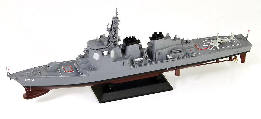 海上自衛隊 イージス護衛艦 DDG-174 きりしま 新装備パーツ付きプラモデル(ピットロード1/700 スカイウェーブ J シリーズNo.J063SP)商品画像_2