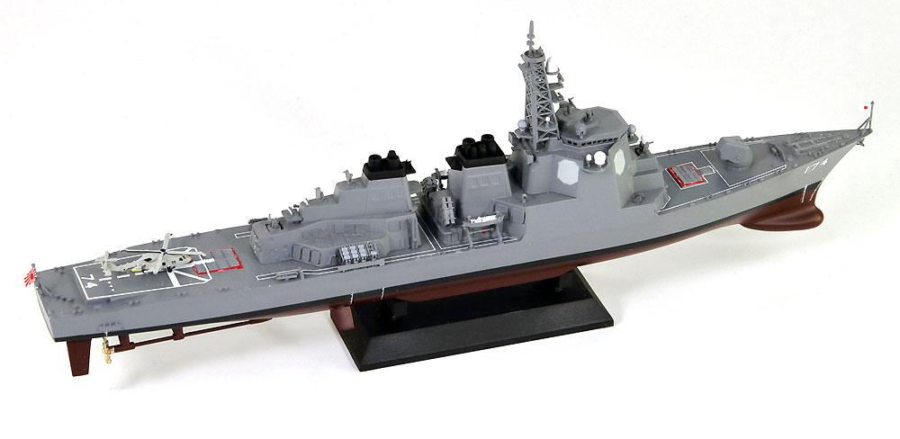 海上自衛隊 イージス護衛艦 DDG-174 きりしま 新装備パーツ付きプラモデル(ピットロード1/700 スカイウェーブ J シリーズNo.J063SP)商品画像_3