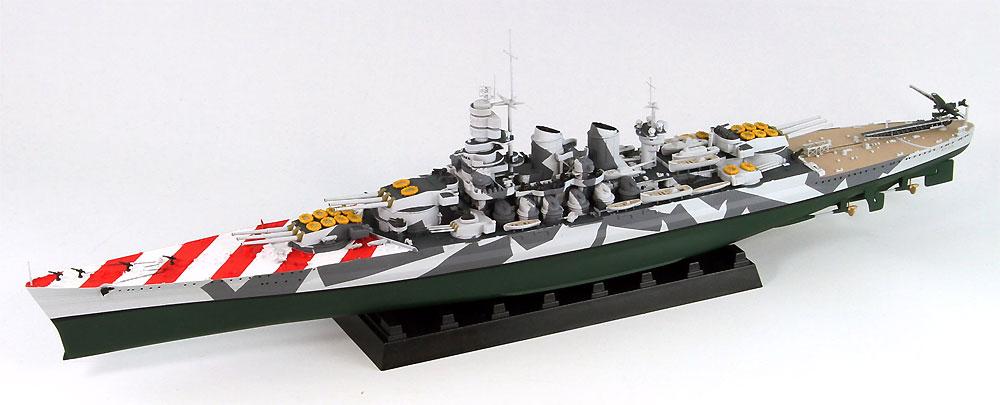 イタリア海軍 ヴィットリオ・ヴェネト級戦艦 ローマ 1943プラモデル(ピットロード1/700 スカイウェーブ W シリーズNo.W183)商品画像_1