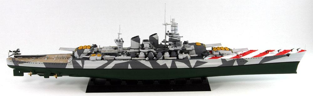 イタリア海軍 ヴィットリオ・ヴェネト級戦艦 ローマ 1943プラモデル(ピットロード1/700 スカイウェーブ W シリーズNo.W183)商品画像_2