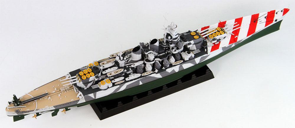 イタリア海軍 ヴィットリオ・ヴェネト級戦艦 ローマ 1943プラモデル(ピットロード1/700 スカイウェーブ W シリーズNo.W183)商品画像_3