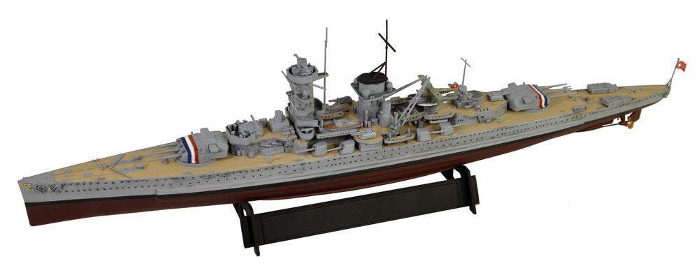ドイツ海軍 装甲艦 アドミラル・グラーフ・シュペー 1937プラモデル(ピットロード1/700 スカイウェーブ W シリーズNo.W216)商品画像_1