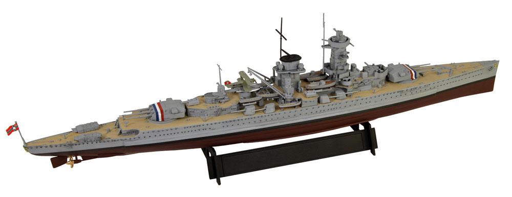 ドイツ海軍 装甲艦 アドミラル・グラーフ・シュペー 1937プラモデル(ピットロード1/700 スカイウェーブ W シリーズNo.W216)商品画像_2