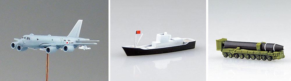 海上自衛隊 護衛艦 しらぬい SPプラモデル(アオシマ1/700 ウォーターラインシリーズNo.055694)商品画像_2