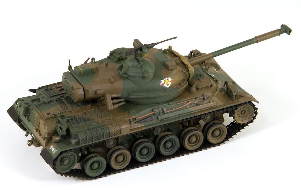 陸上自衛隊 61式戦車プラモデル(ピットロード1/72 スモールグランドアーマーシリーズNo.SG011)商品画像_4