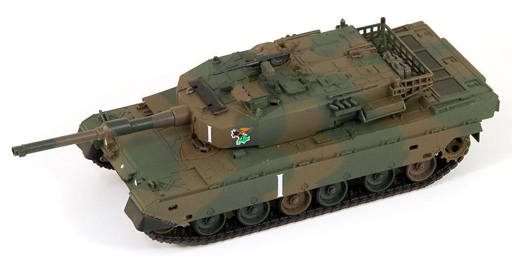 陸上自衛隊 90式戦車プラモデル(ピットロード1/72 スモールグランドアーマーシリーズNo.SG013)商品画像_3