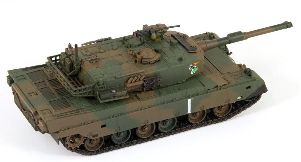 陸上自衛隊 90式戦車プラモデル(ピットロード1/72 スモールグランドアーマーシリーズNo.SG013)商品画像_4