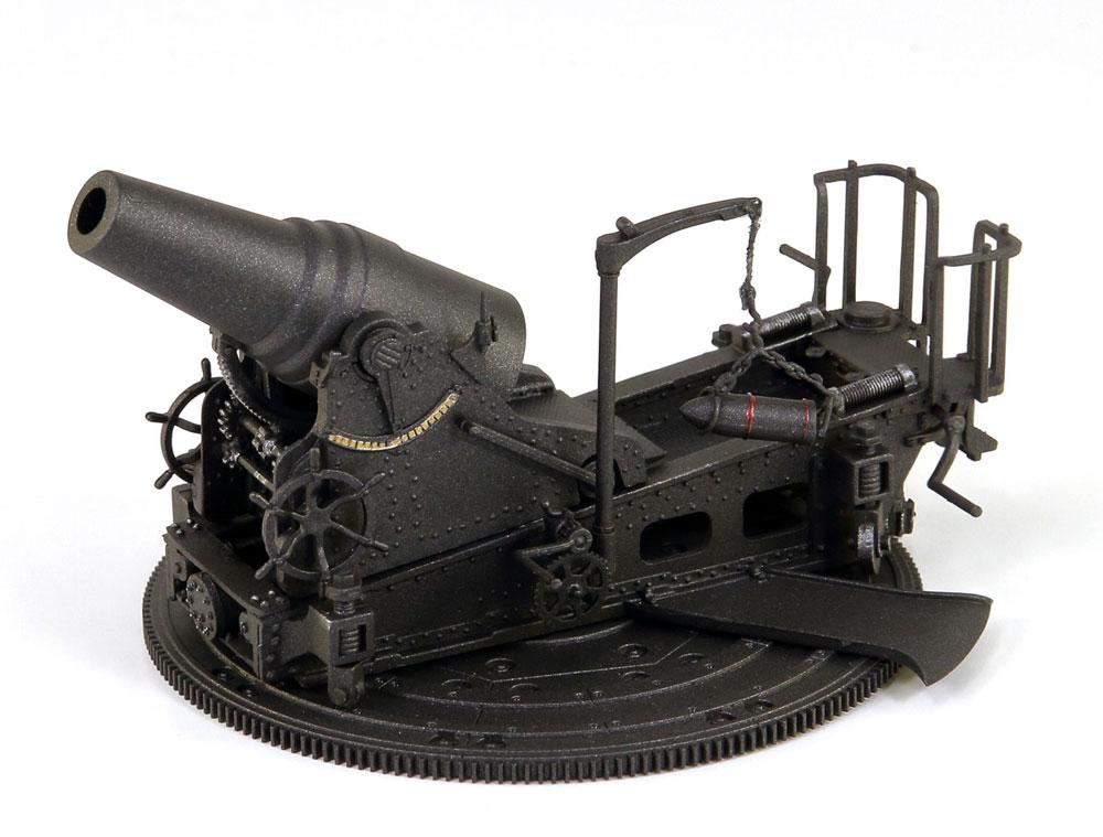 日本陸軍 28糎榴弾砲 乃木将軍、砲兵6体付きプラモデル(ピットロード1/72 スモールグランドアーマーシリーズNo.SG014)商品画像_3