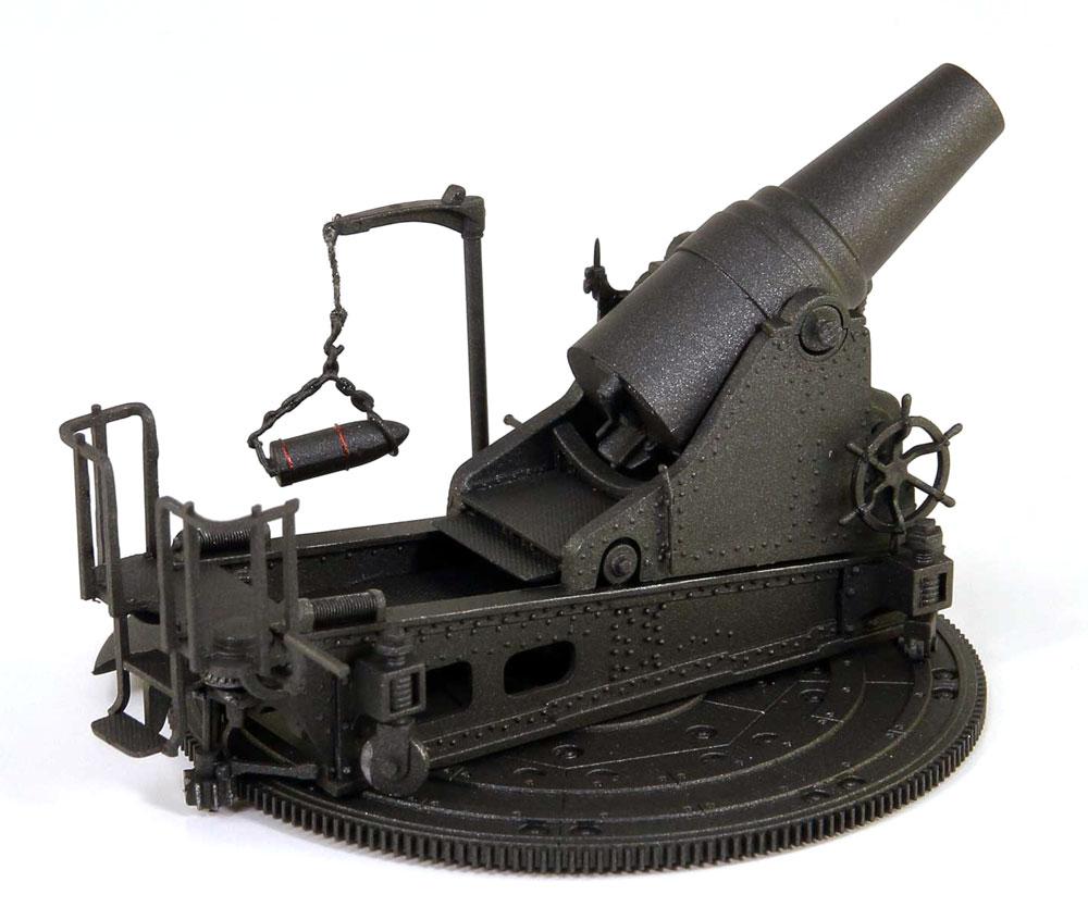 日本陸軍 28糎榴弾砲 乃木将軍、砲兵6体付きプラモデル(ピットロード1/72 スモールグランドアーマーシリーズNo.SG014)商品画像_4