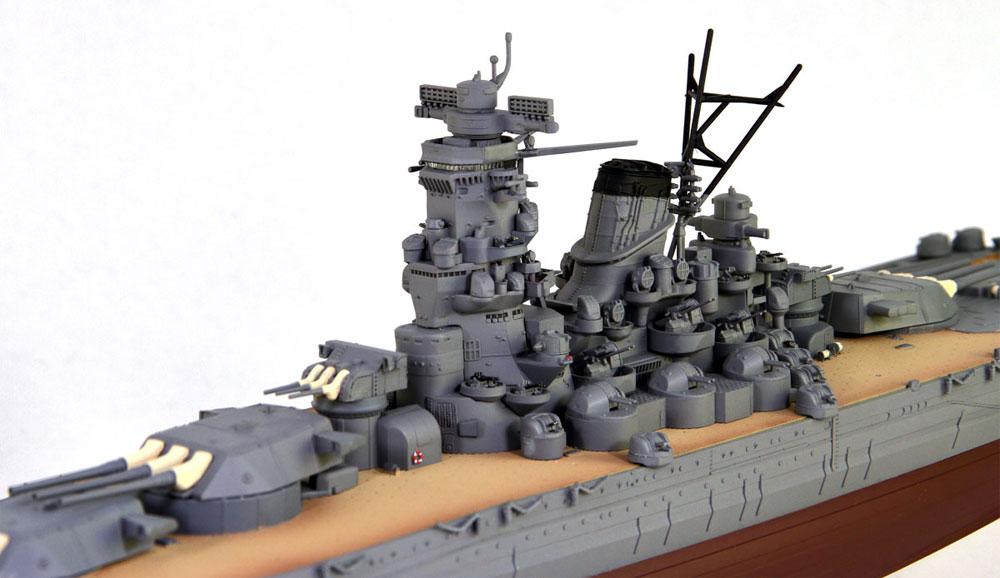 日本海軍 戦艦 大和 (この世界の さらにいくつもの 片隅に)プラモデル(ピットロード1/700 スカイウェーブ W シリーズNo.PD045)商品画像_2