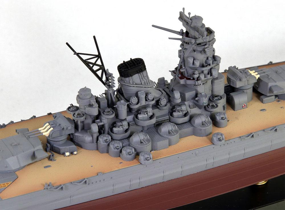 日本海軍 戦艦 大和 (この世界の さらにいくつもの 片隅に)プラモデル(ピットロード1/700 スカイウェーブ W シリーズNo.PD045)商品画像_4
