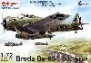 ブレダ Ba-65 A-80 フィアットエンジン搭載機 スペイン内戦