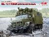 ZiL-131 KShM w/ソビエトドライバー