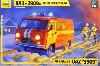 UAZ 3909 消防車