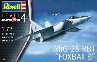 MiG-25 RBT フォックスバット B