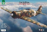 フライ1/72 エアクラフト プラモデルフィアット G.50bis