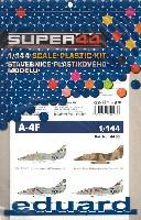 エデュアルド1/144 SUPER44A-4F スカイホーク
