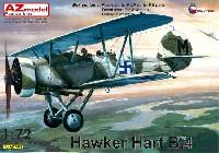 AZ model1/72 エアクラフト プラモデルホーカー ハート B.4