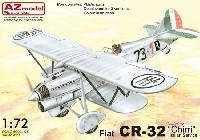 AZ model1/72 エアクラフト プラモデルフィアット CR-32 イタリア軍