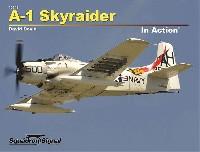 スコードロンシグナルインアクション シリーズA-1 スカイレーダー イン アクション