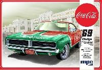 MPC1/25 カーモデル1969 ダッジ チャージャー R/T コカ・コーラ