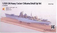 日本海軍 重巡洋艦 筑摩 ディテールアップセット (タミヤ用)