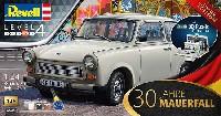 レベルカーモデルトラバント 601S ベルリンの壁崩壊30周年記念