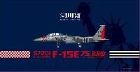 アメリカ空軍 F-15E ストライクイーグル D-Day 75周年記念塗装