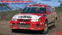 ハセガワ1/24 自動車 限定生産三菱 ランサー エボリューション 6 1999 ラリー ニュージーランド ウィナー