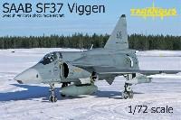 タラングス1/72 エアクラフト プラモデルサーブ SF37 ビゲン 偵察機
