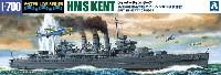 英国海軍 重巡洋艦 ケント ベンガジ攻撃作戦