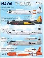 イリアド1/72 デカールアメリカ海軍 Tバード デカール