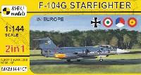 MARK 1MARK 1 modelsF-104G スターファイター ヨーロッパ