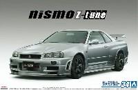 ニスモ BNR34 スカイライン GT-R Z-tune '04