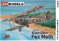 AVIモデル1/72 エアクラフト プラモデルデ・ハビランド D.H.83 フォックス・モス