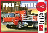 フォード C-600 ステイクベッド トラック w/コカ・コーラマシン