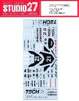 ヤマハ YZF-RM1 TECH21 ドレスアップデカール