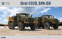 ウラル 4320 トラック、APA-5D 航空電源車