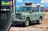 レベルカーモデルランドローバー シリーズ 3 LWB