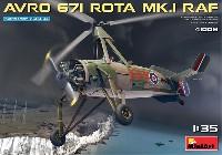 アブロ 671 ロータ Mk.1 RAF