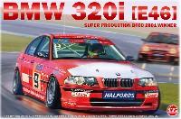 NuNu1/24 レーシングシリーズBMW 320i E46 DTCC ツーリングカーレース 2001 ウィナー
