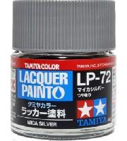 タミヤタミヤ ラッカー塗料LP-72 マイカシルバー